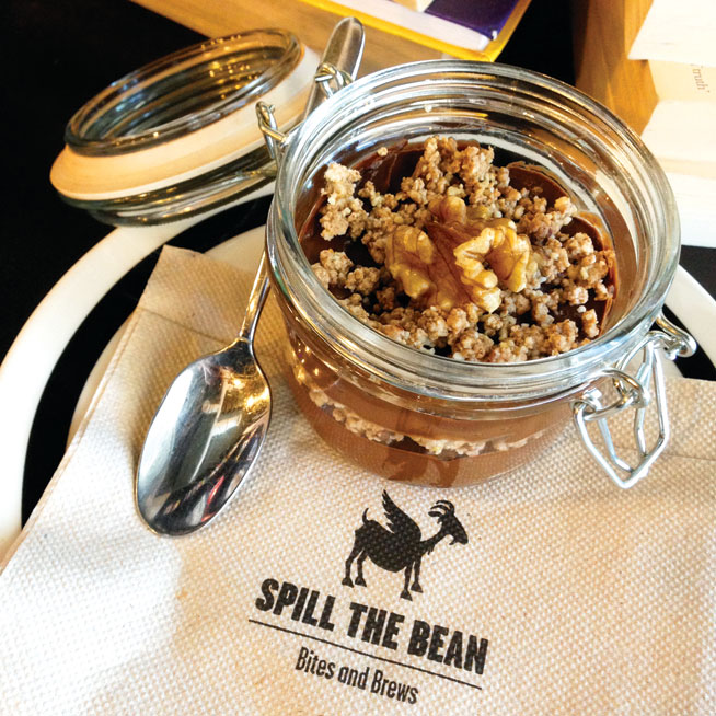 Healthy desserts in Dubai - Spill The Bean
