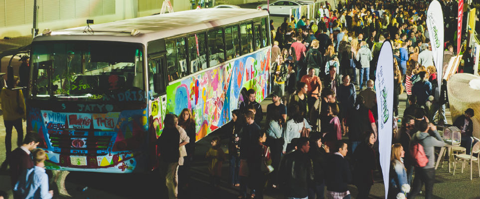 Streets Nights - a new urban culture festival taking place February 20-21