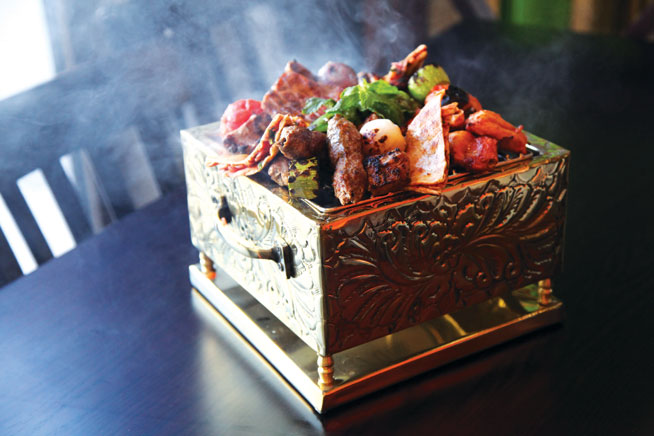 Studio MASR - best dishes in Abu Dhabi