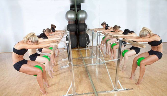 Barre classes in Dubai - Sweatshop