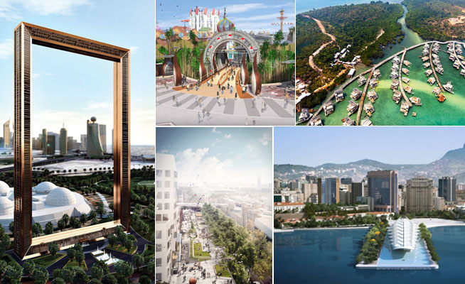 Best new tourist attractions in the world