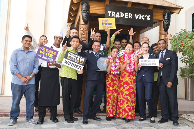 Trader Vic S What S On Abu Dhabi