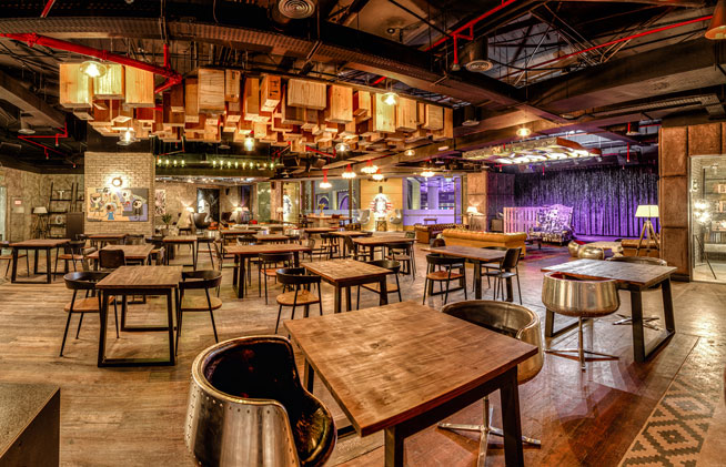 Tribeca Kitchen And Bar at JA Oceanview