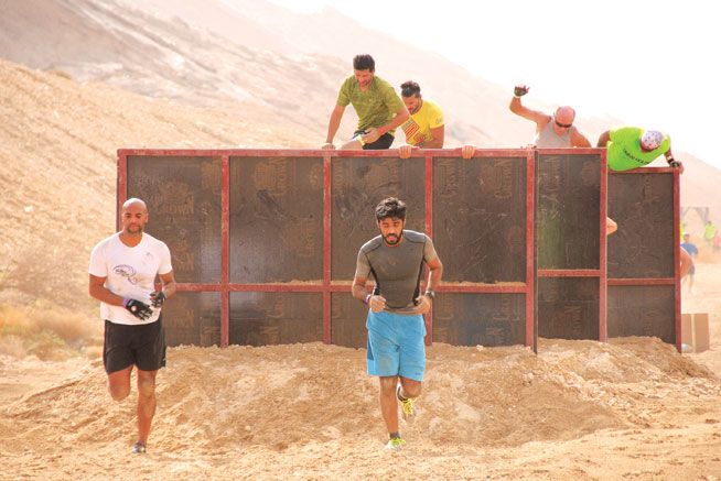 Wadi Adventure Race - endurance races in UAE