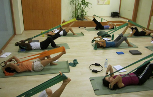 Barre classes in Dubai - Xtend Barre