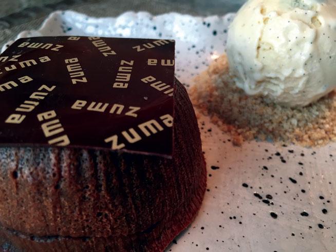 Zuma - best dishes in Abu Dhabi