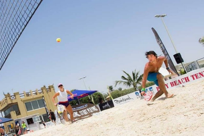 Beach Tennis Middle East