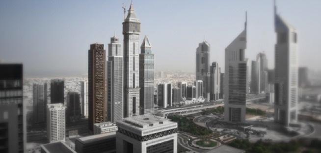 Dubai Maze Tower