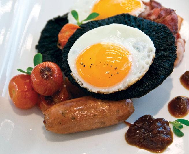whEAT breakfast - best dishes in Abu Dhabi