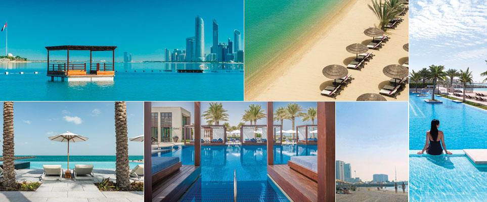 Abu Dhabi Beach Clubs