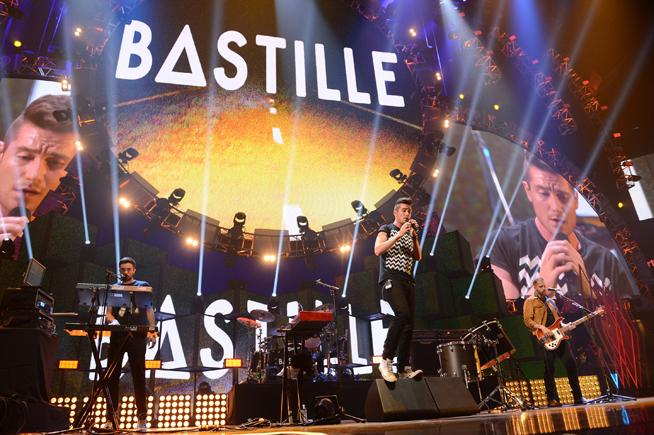 RedFestDXB 2015 - Bastille