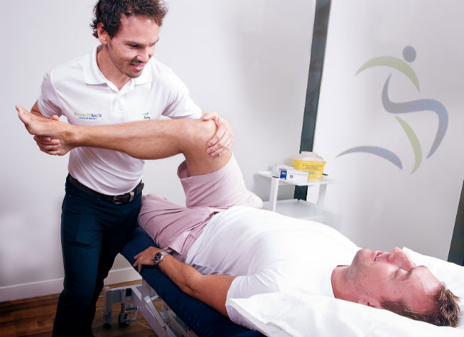 BounceBack Physiotherapy Abu Dhabi