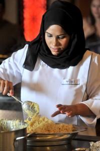 Abu Dhabi Food Festival: Chef Khulood