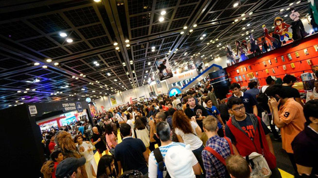 Middle East Film and Comic Con 2015 line-up