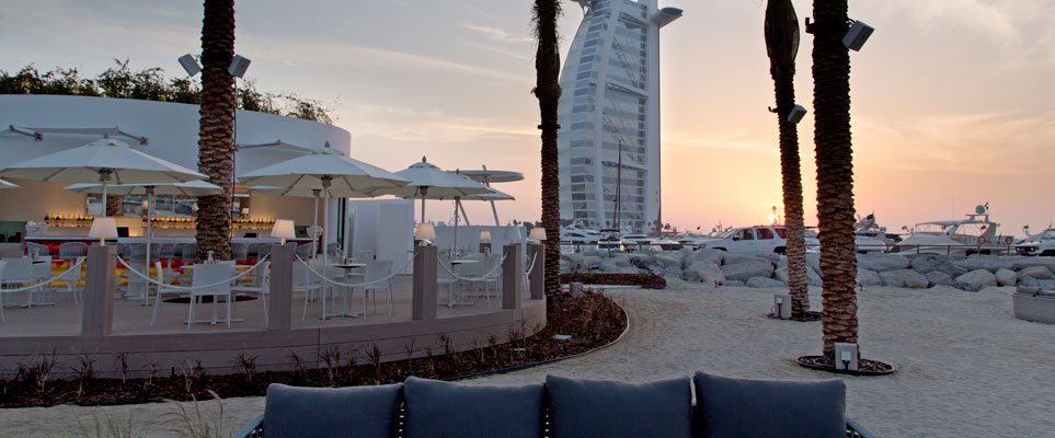 Cove Beach - new beach club in Dubai