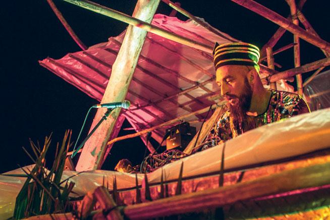 Damian Lazarus in Dubai