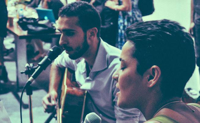 Freshly Ground Sounds: Dana and Mo