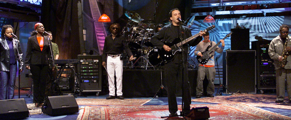 Dave Matthews Band to perform in Abu Dhabi