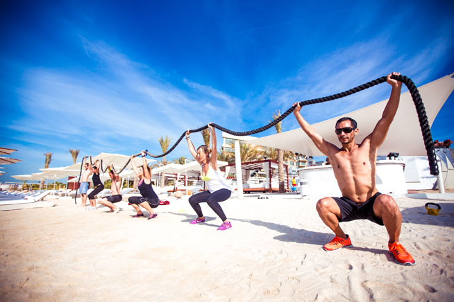 The Original Fitness Co at Eden Beach Club