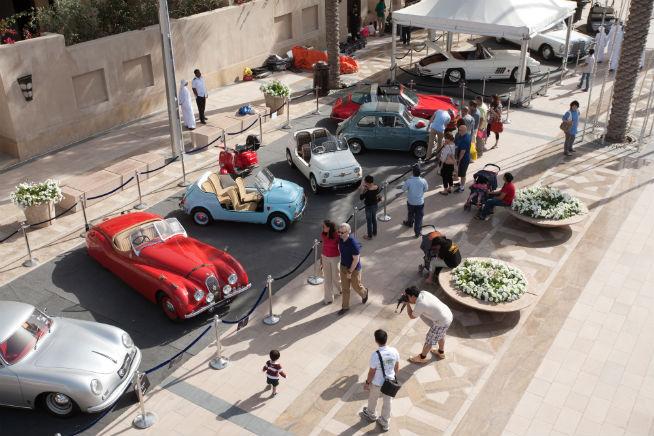 Emirates Classic Car Festival