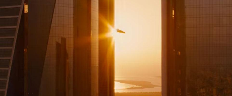 new Furious 7 trailers shows Etihad Towers stunt