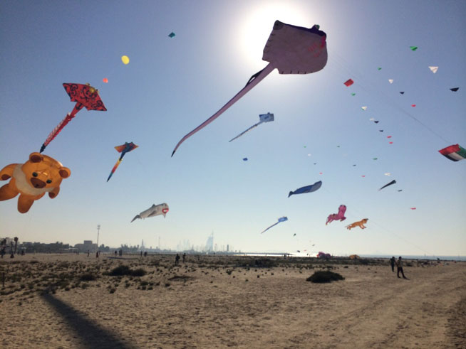 Dubai International Kite Festival