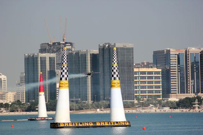 Red Bull Air Race in Abu Dhabi