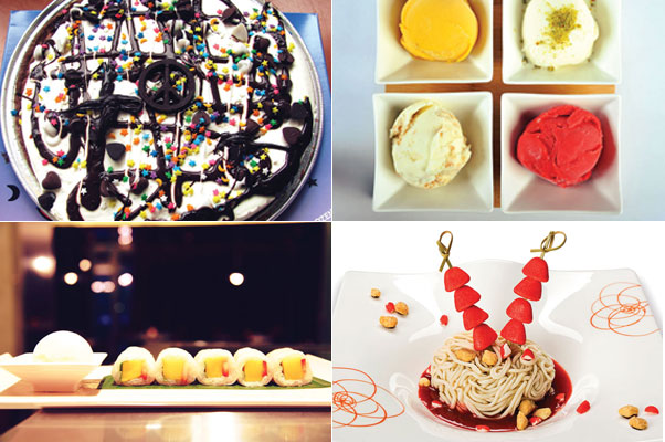 Abu Dhabi's best ice creams