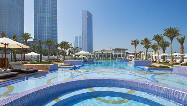 Beach clubs in Abu Dhabi - Nation Riviera