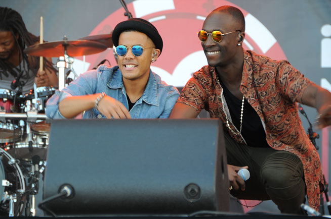 Blended Festival 2015 - Nico and Vinz