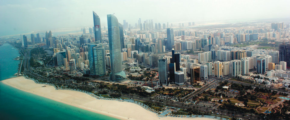 Seawings touring Abu Dhabi by plane