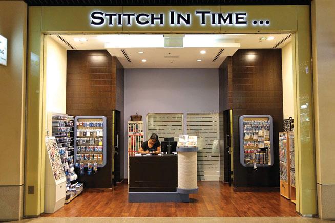 Stitch In Time - repair shops in Dubai