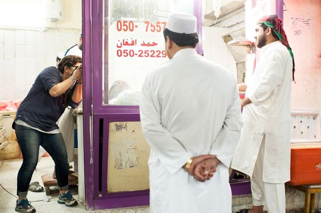 Penny De Los Santos street food in Dubai tour