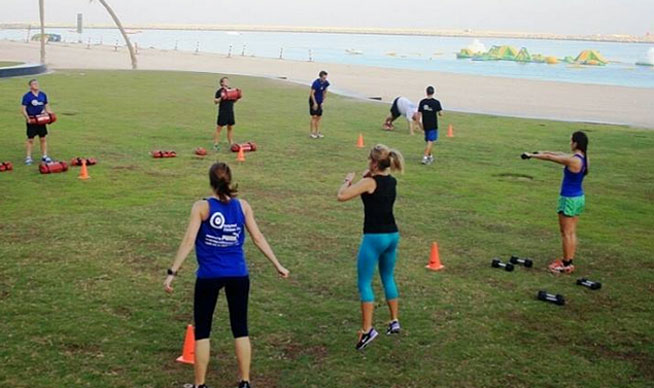 The Original Fitness Co bootcamp diary
