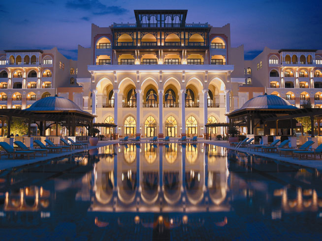 Shangri-La Abu Dhabi Valentine's Package