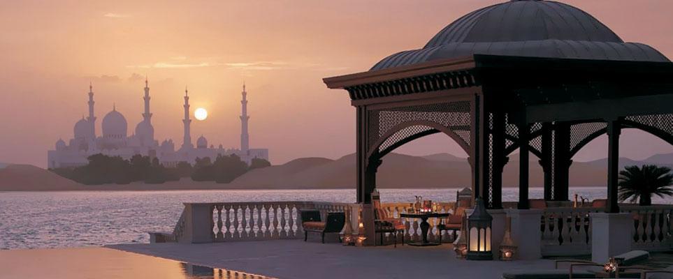 Shangri-La Abu Dhabi Valentine's Day Package