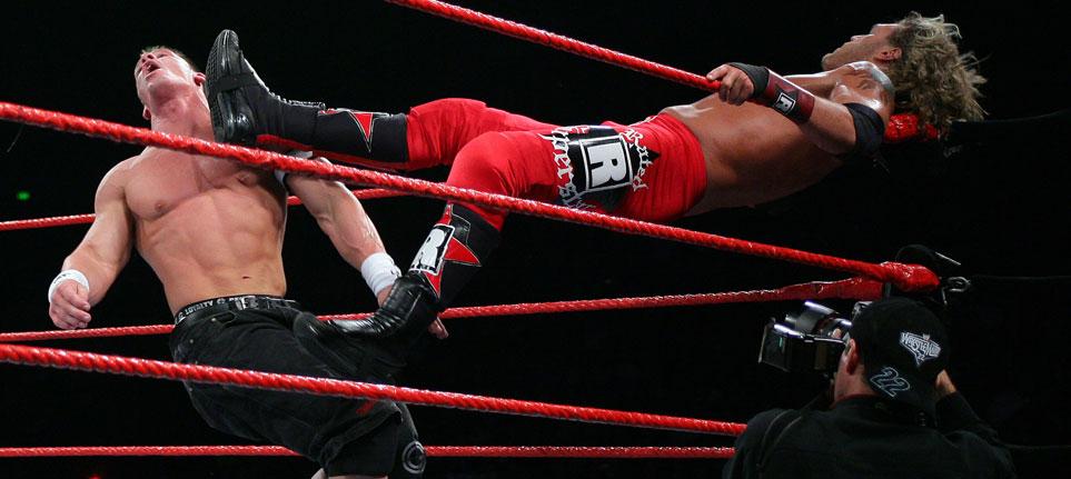 WWE Live in Abu Dhabi, featuring John Cena