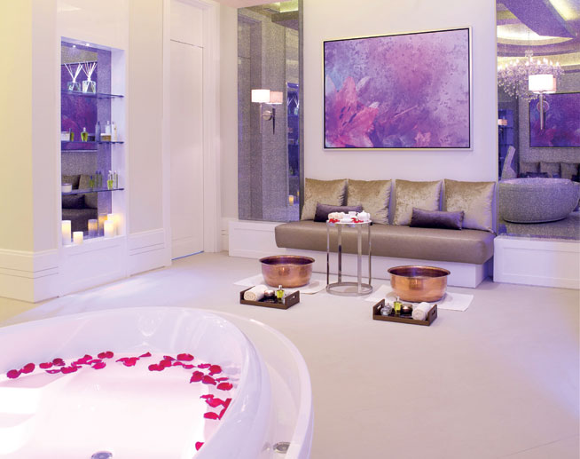 Valentine's Day spa deals in Dubai - Waldorf Spa