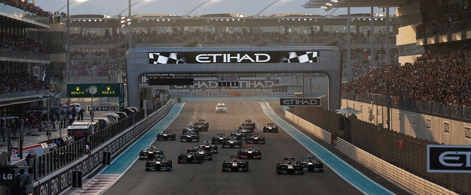 Abu Dhabi Grand Prix 2015 ticket information