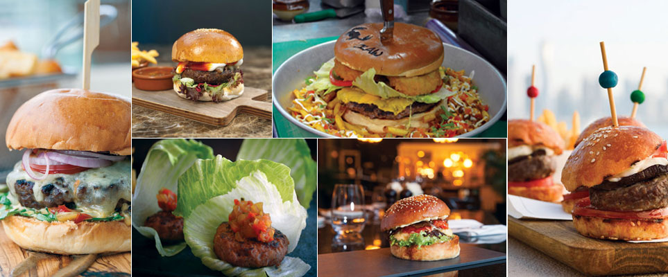 Best burgers in Dubai - complete guide