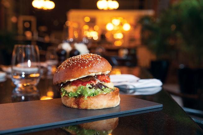 Cafe Belge - best burgers in Dubai