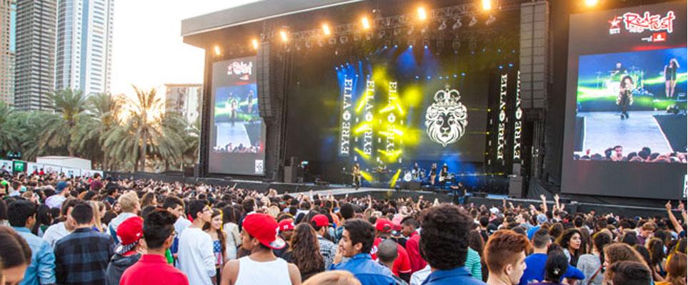 Dubai to get new concert venue