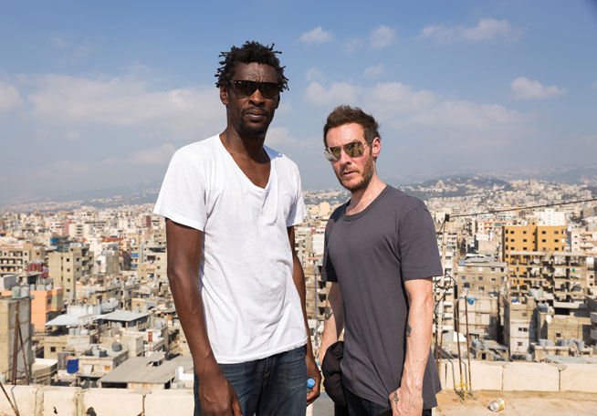Daddy G of Massive Attack to perform in Dubai