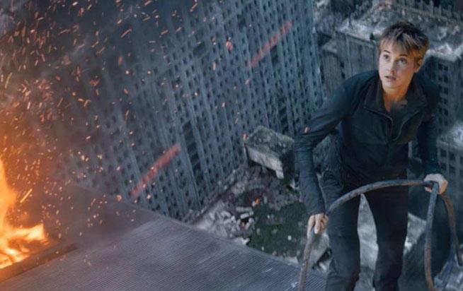 Divergent Insurgent trailer