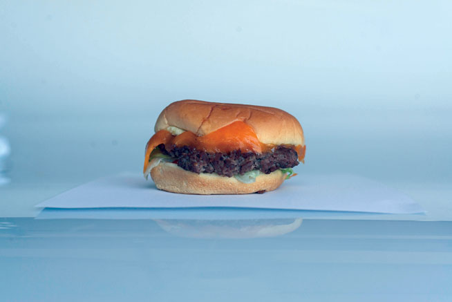 Elevation - best burgers in Dubai