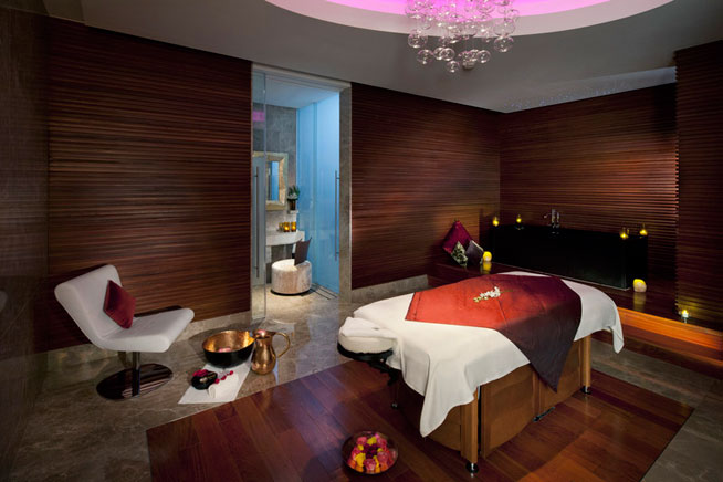 Etihad Towers spa - sports massages in Abu Dhabi