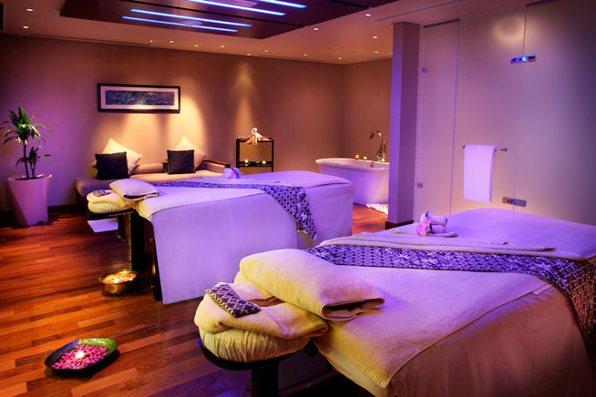 Grand Millennium spa - sports massages in Abu Dhabi