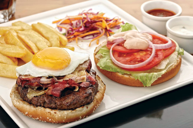 Huddle - best burgers in Dubai