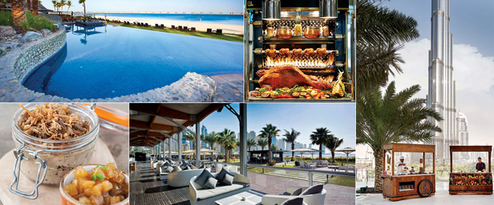 New laid back brunches in Dubai (March 2015)