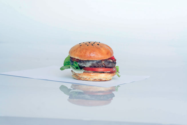 Q43 - best burgers in Dubai